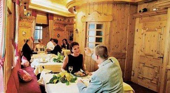 Hotel Petershof: Gastronomy