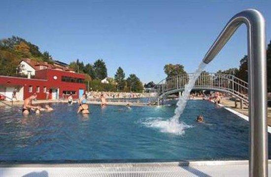 Waldhotel Bad Soden: Pool