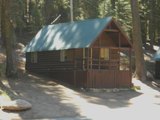 Bucks Lake Lodge: Cabin 1
