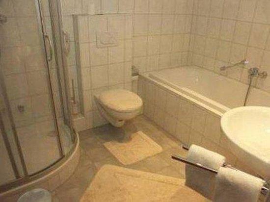 Hotel-Restaurant Weinhaus Grebel : Bathroom