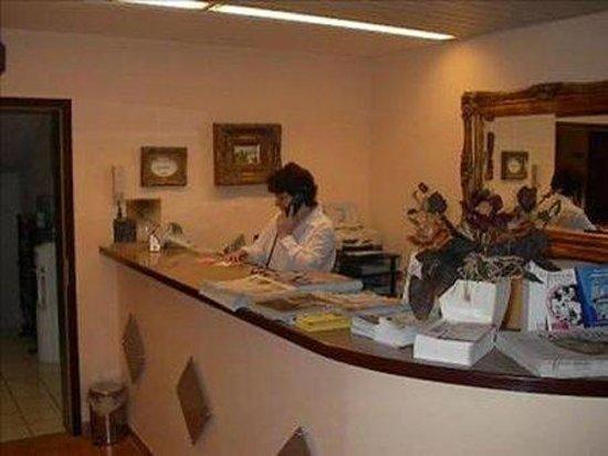 Arosa Hotel: Interior