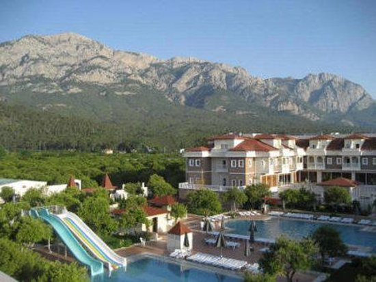 Garden Resort Bergamot Hotel: Exterior