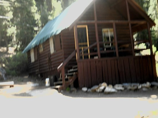 Bucks Lake Lodge: Cabin 3