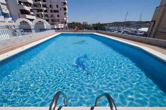 Apartahotel Del Mar: Pool