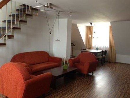 Hotel Hamburg: Room