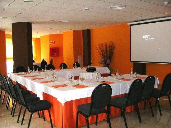 Plaza Hotel Valencia: Meeting Room