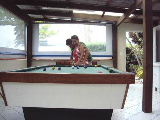 Hotel Porto Sol Quality: salão de jogos