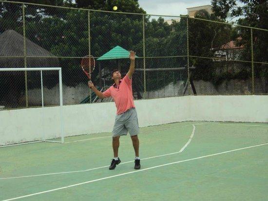 Hotel Porto Sol Quality: Tênis