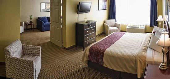 Red Roof Inn & Suites Muskegon Heights: King Suite