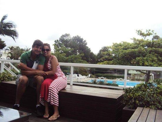 Hotel Porto Sol Quality: piscina - área externa