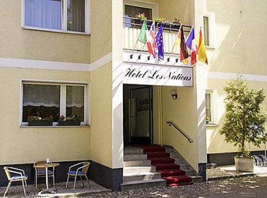 Hotel Les Nations Bewertungen Fotos Amp Preisvergleich
