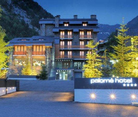 Photo of Hotel Palome Erts