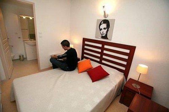 Résidence Le Saint-Clair : Room