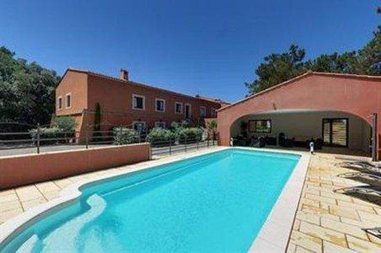 Le Mas Pierrot Hotel : Pool