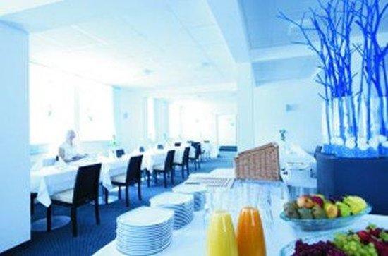 Blauzeit Hotel: Gastronomy