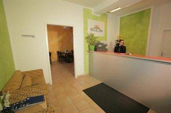 Hotel Fresh Inn: Interior