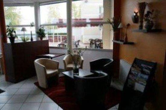 Inter Hotel Roanne Hélios : Lounge