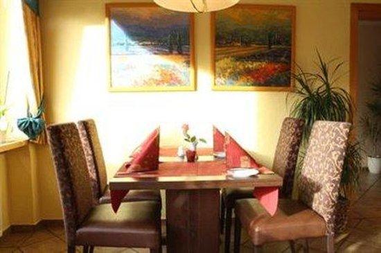 Das Stadtidyll Hotel: Gastronomy