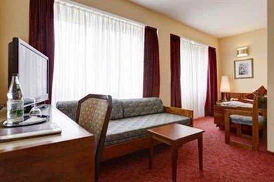 Hotel Nevada Hamburg: Room