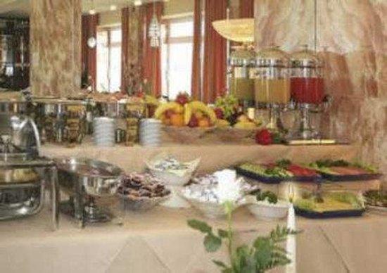 Hotel Nevada Hamburg: Gastronomy