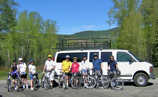 WildWays Adventure Sports & Tours: Tours of the Kettle Valley Railgrade