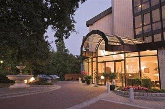 Golf & Wellnesshotel Zur Amtsheide: Exterior