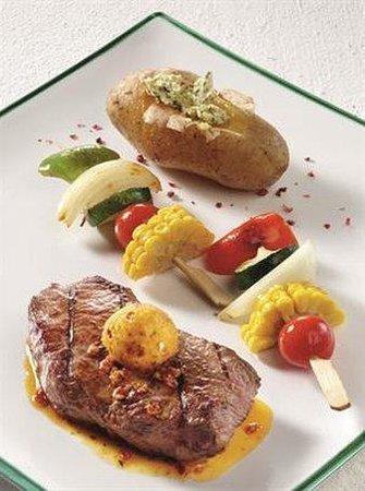 Hotel Bruchwiese: Gastronomy