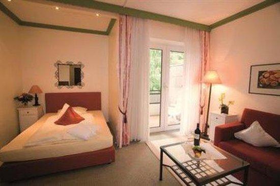 Golf & Wellnesshotel Zur Amtsheide : Room