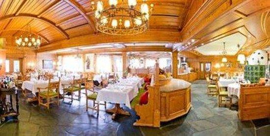 Reiterhof Bellevue Spa Resort: Gastronomy