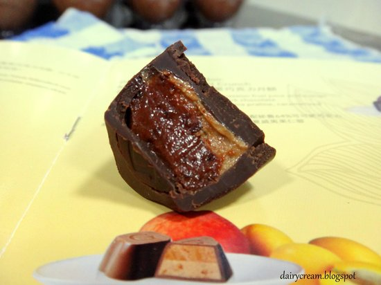 Godiva Chocolatier(Festival Walk): truffle