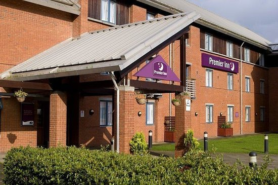 Premier Inn Edinburgh Leith Waterfront Hotel