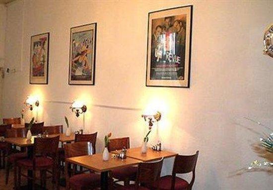 City Pension Berlin: Gastronomy
