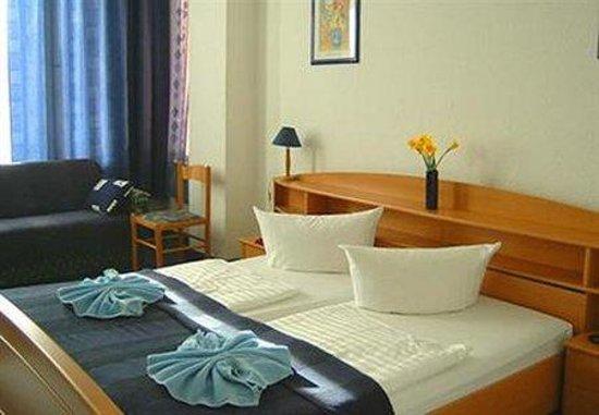 City Pension Berlin: Room