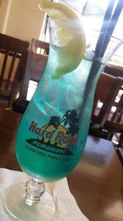 Hard Rock Cafe: yummo
