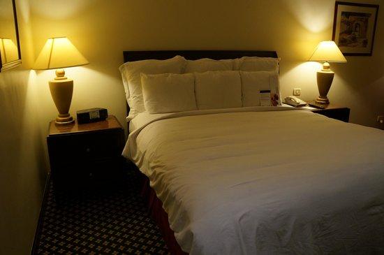 JW Marriott Hotel Caracas: CAMA