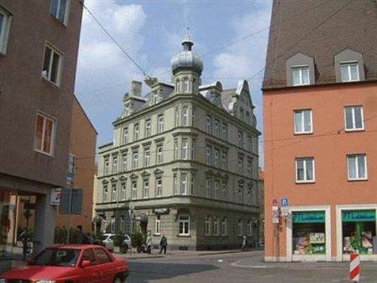 Hotel Jakober Hof: Exterior