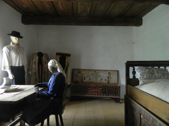 Biertan Fortified Church: Marriage's Cell