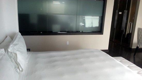 Prime Hotel: bed