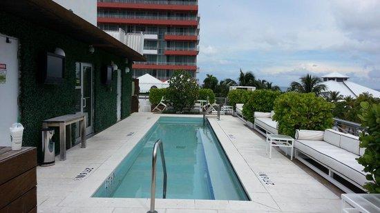 Prime Hotel: 4th floor pool