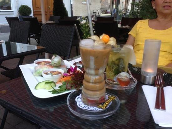 An Nam: Vietnamese cafe & spring rolls