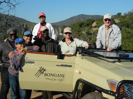 Bongani Mountain Lodge : The Safari