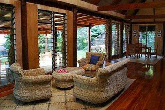 Matava - Fiji's Premier Eco Adventure Resort: Interior