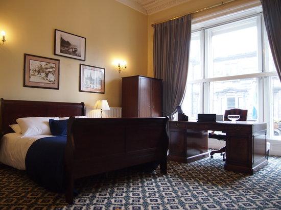 Edinburgh Thistle Hotel: Manor Suite (Junior Suite)