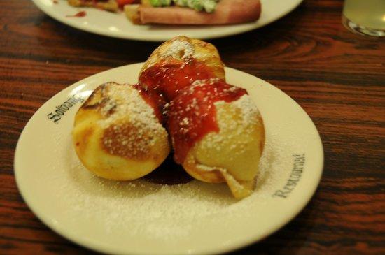 Solvang Restaurant : special dish