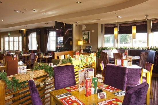 Premier Inn Burton On Trent Central Hotel: Burton On Trent Central Restaurant