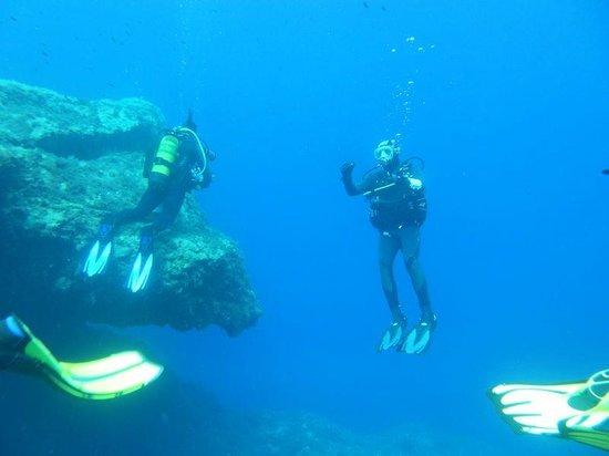 Immersione Go Dive Malta