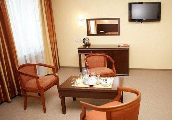Обзор гостиницы