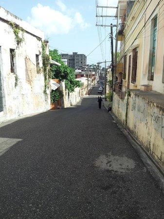 Hodelpa Caribe Colonial: por las calles