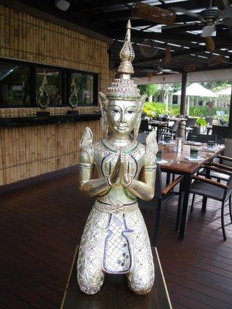 Angsana Villas Resort Phuket : Restaurant