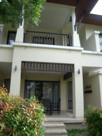 Angsana Villas Resort Phuket: Villa front